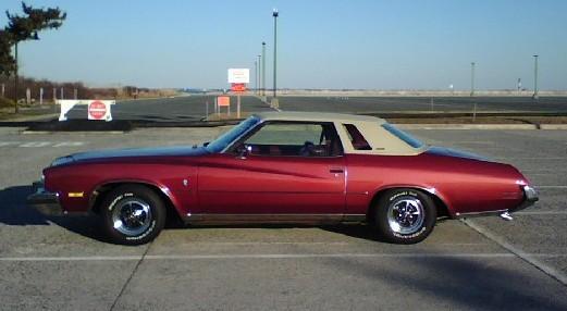 Buick 1977 Century coupe