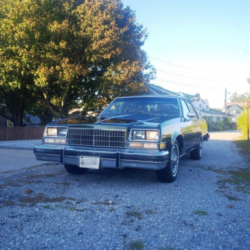 Buick 1977 Electra Front Left Shot 1200