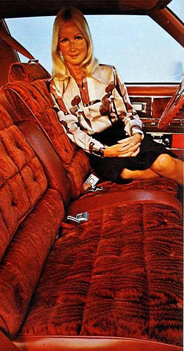Buick 1977 Electra Hefner Interior