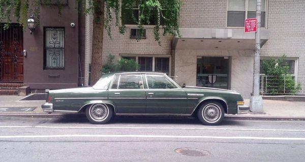 Buick 1977 Electra In Manhattan 1200