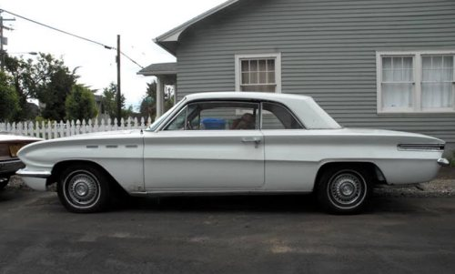 Buick Skylark 1962 Second Generation 2 Door Hardtop level