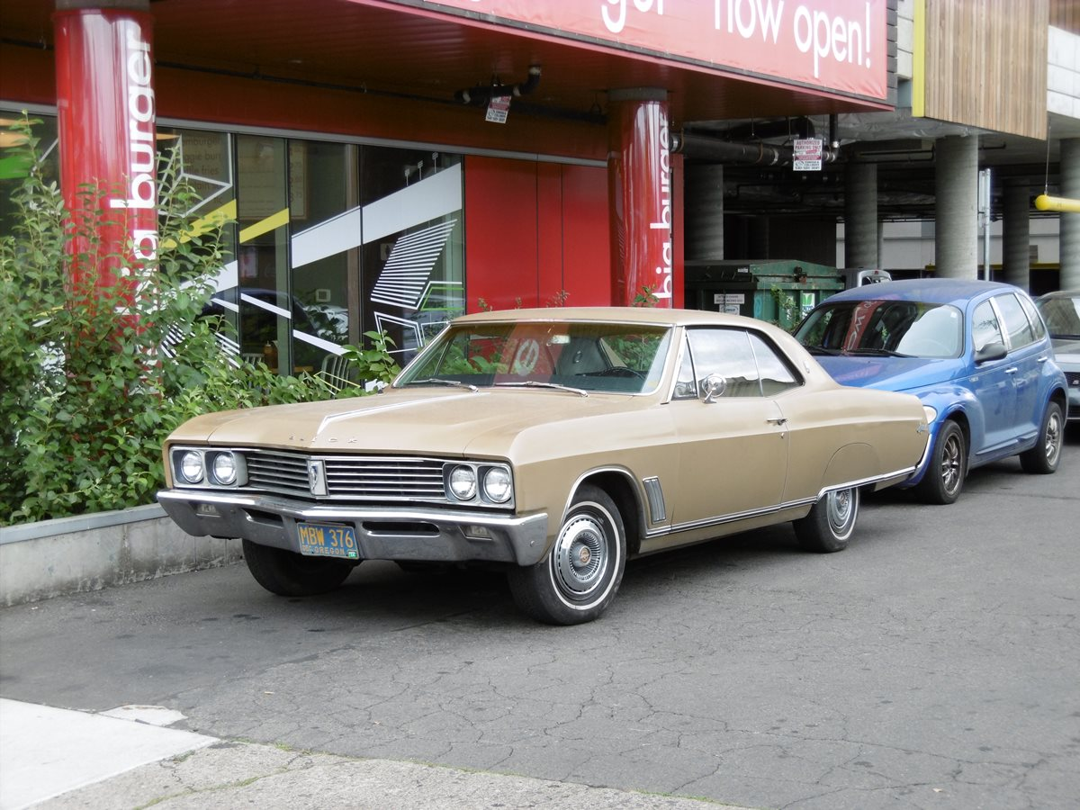 Curbside Classic: 1967 Buick Skylark – Big Little Car