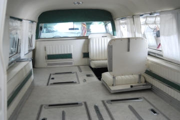 Cadillac 1964 hearse kennedy int