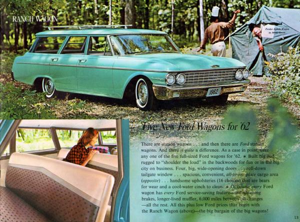 Ford 1962 Ranch wagon br