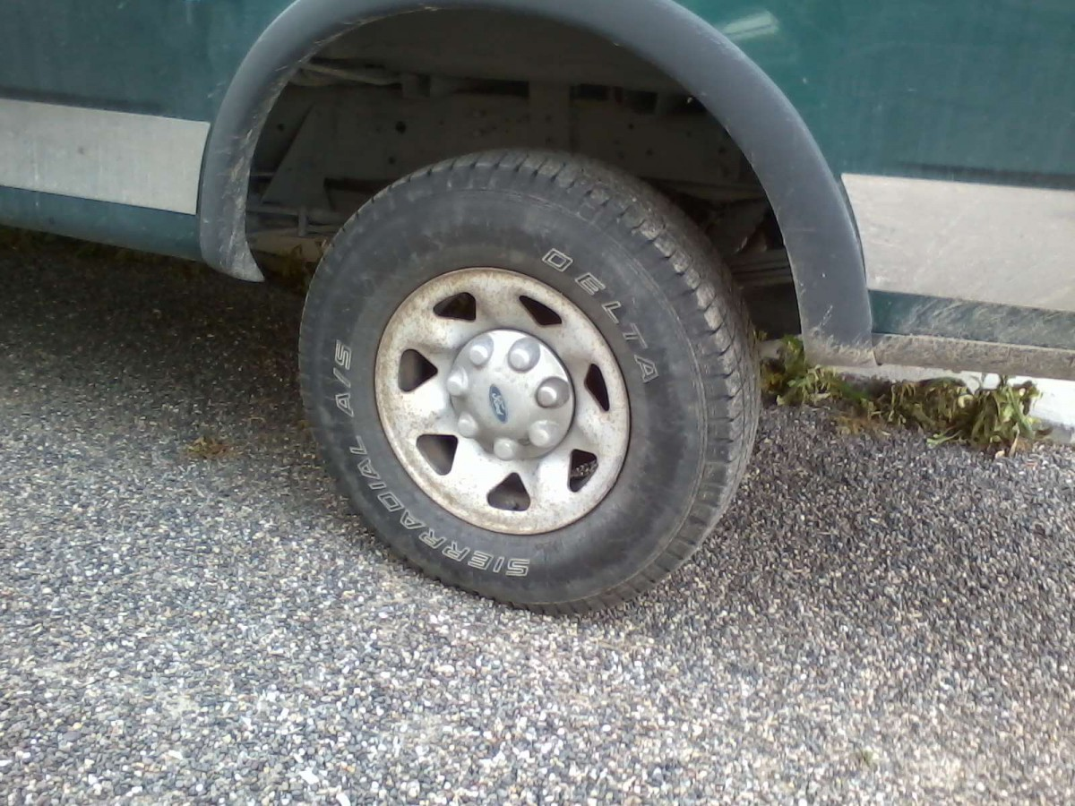 2000 Ford F150 Bolt Pattern New Decoration