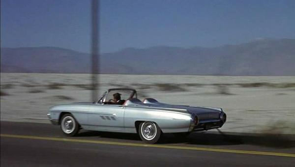 Ford Thunderbird 1963 Palm Springs