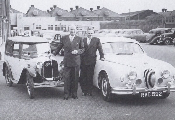 Lyons and Heynes 1955