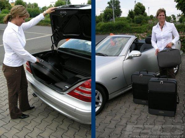 Mercedes SLK R170-beladen