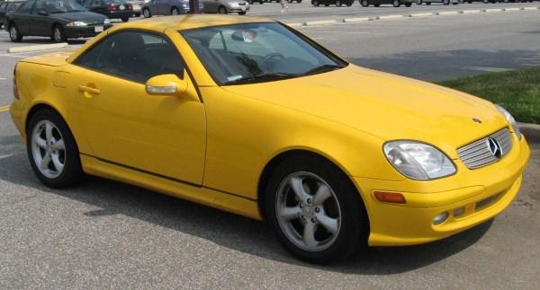 Mercedes SLK R170