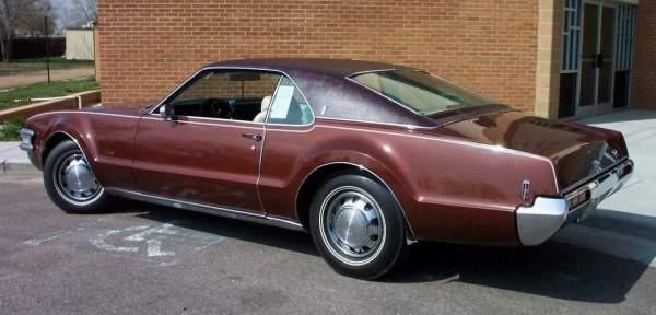 Olds 1969 Toronado
