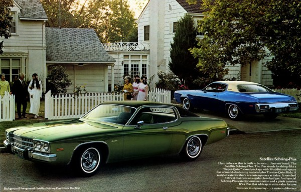 Plymouth 1973 Sebring br