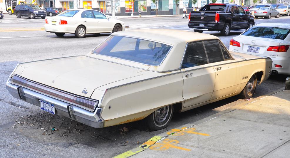 Cohort Classic 1968 Dodge Polara He S A Tramp But I Love Him Curbside Classic