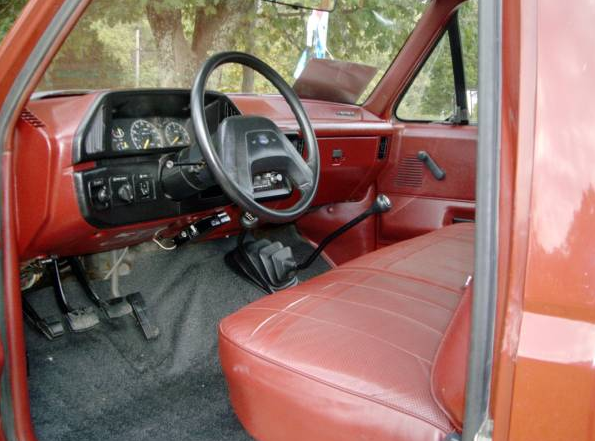 Craigslist Find: 1987 Ford F-250 4×4 – Local Beef | Curbside