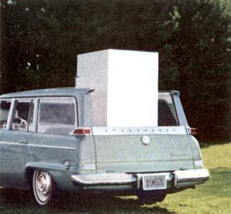 Studebaker Wagonaire load