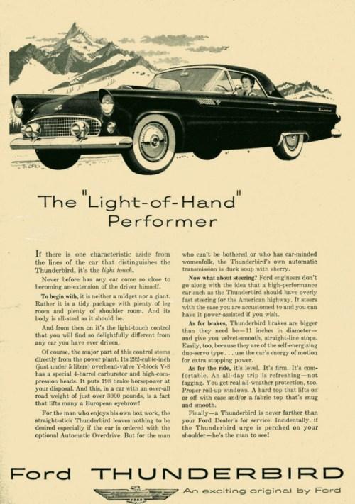 Thunderbird 1955 Ad-04