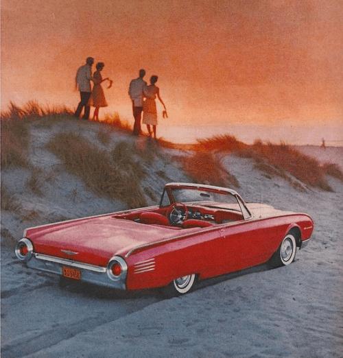 Thunderbird 1961 c