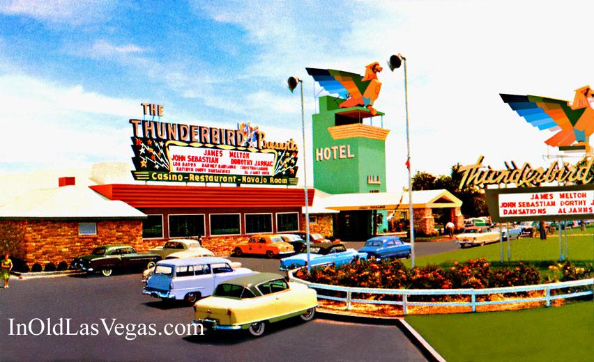 Thunderbird casino oklahoma
