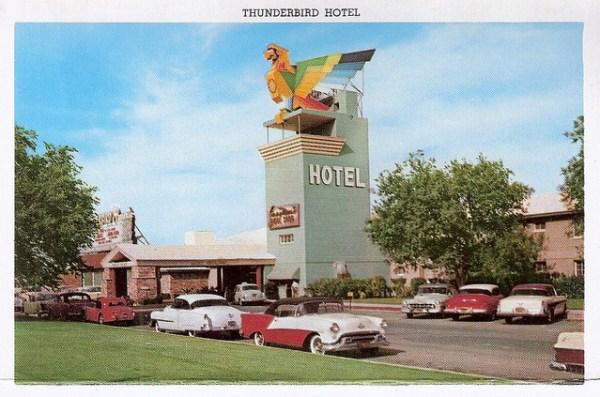 Thunderbird Las Vegas more