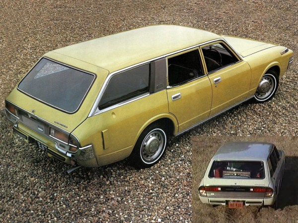 s70 crown wagon