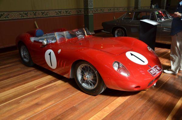 1956 Maserati 150-250S