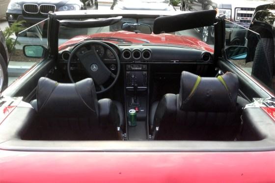 1973-80 MB 450 SL f