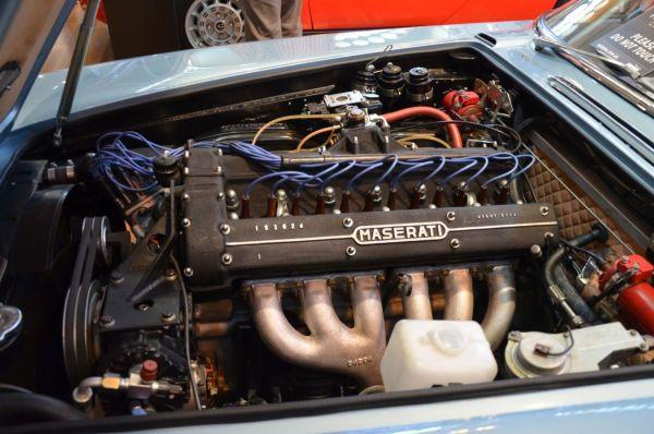 Maserati Sebring engine
