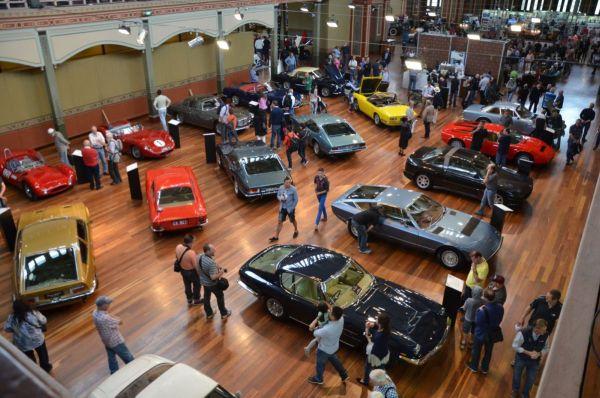 Motorclassica Maseratis 2