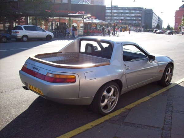 Porsche pickup rennlistdotcom