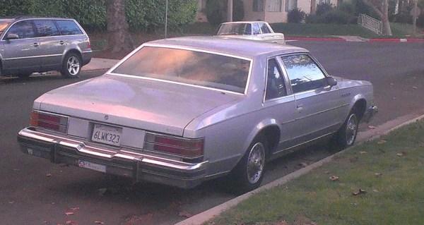 buick rear quarter