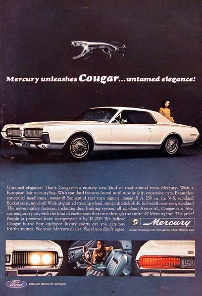 cougar 67