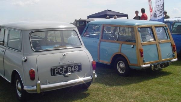 1961 Austin Seven Countryman 1960 Austin Seven