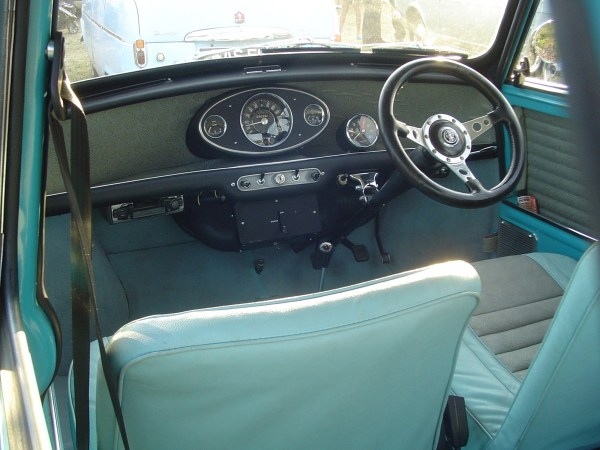 1965 Austin Mini Copper S-2