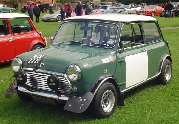 1968 MOrris Mini Cooper