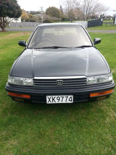 1993 CB HONDA Ascot FBX sedan grey f
