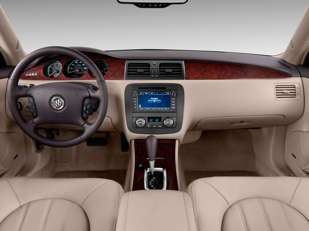 future curbside classics the smooth quiet road to nowhere part 1 buick lucerne. Black Bedroom Furniture Sets. Home Design Ideas
