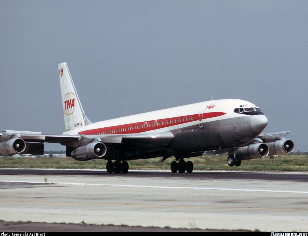 Autobiography Aviation History Douglas Dc 8 The Trip Of