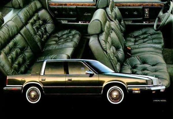 Chrysler 1988 New-Yorker