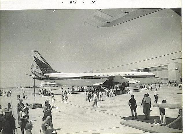 DC 8 prototype