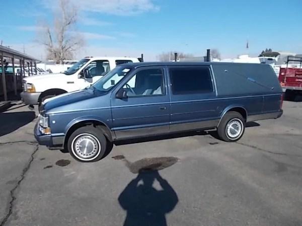 Dodge 1988 GC hearse