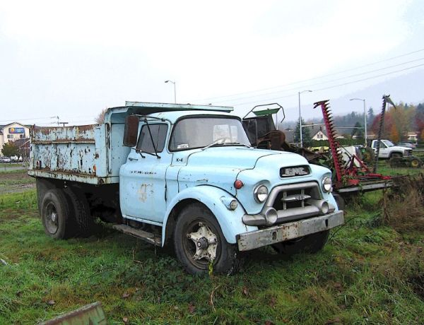 GMC 1957 Medium Duty