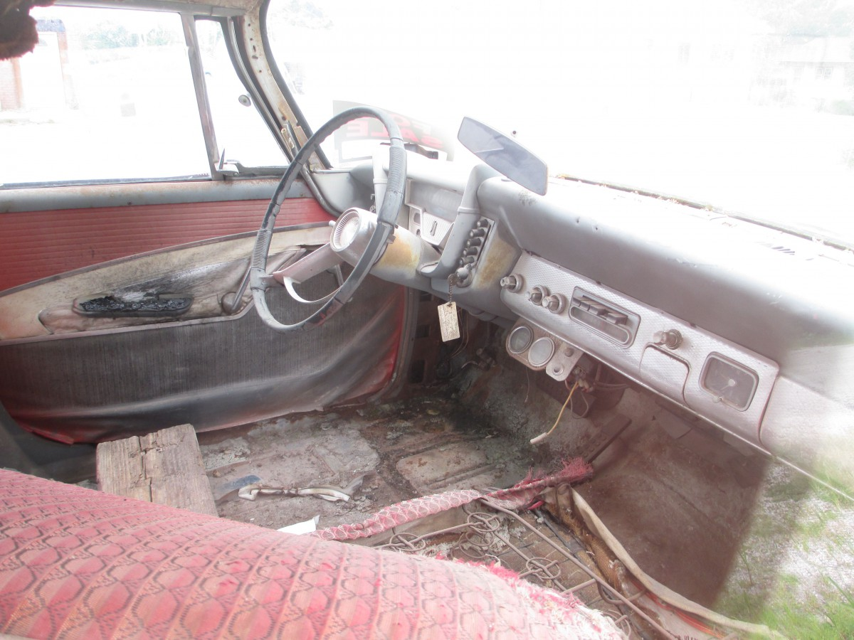 1959 plymouth sport fury interior related keywords - This Car Or Its Evil Twin Has Been Partially Resurrected With A New Interior And Some Overall Cleansing That It May Once Again Be Roaming The Highways