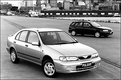 Nissan Pulsar Plus