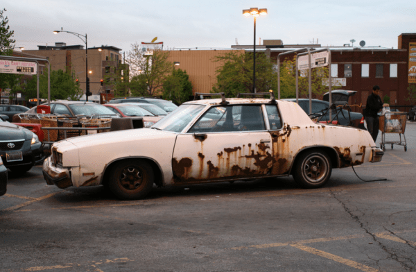 Rusty Olds