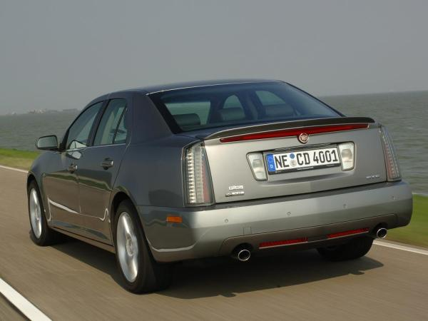 Future CC: The Smooth, Quiet Road to Nowhere, Part 2 – Cadillac STS