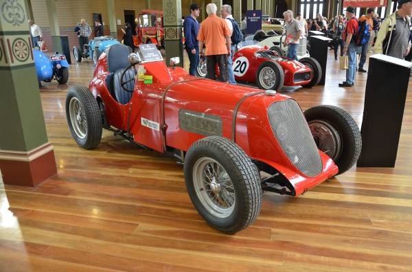 1935 Kleinig Hudson special