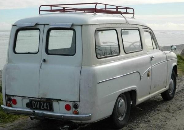 1963 Austin A60
