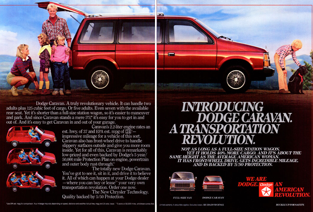 Curbside Classic: 1994 Dodge Grand Caravan – This Is How We