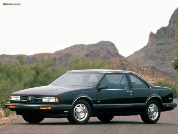 1990 Oldsmobile Eighty-Eight coupe