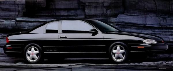1995 chevrolet monte carlo 1