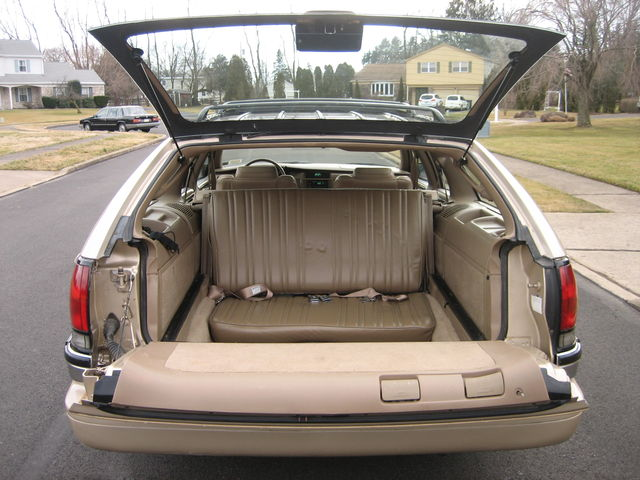 coal 1993 buick roadmaster the not so daily driver. Black Bedroom Furniture Sets. Home Design Ideas